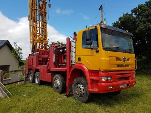 CP672DRILLING RIG